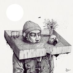 Illustrations by Slava Triptih