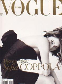 AHONETWO #vogue #coppola #ahonetwo #sofia #magazine