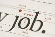 NTHN blog #paper #letterpress #typography
