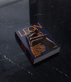 Cover of LEON Mag 1 #jesseauersalo #agencyleroy