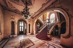Abandoned Europe: Stunning Urbex Photography by Matthias Haker