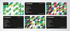Odense Studieby – Stupid Studio #cards #business