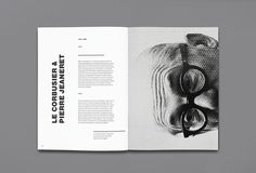 The Legacy of Le Corbusier on Behance #magazine