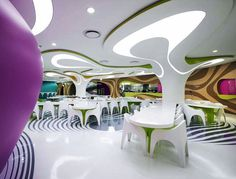 More Than a Place to Eat - lotte amoje food capital5 #karim #design #rashid #restaurant