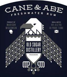 Rum #packaging #logo #alcohol #design