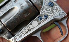 Ornate Gun Handle #gun #ornate #handle