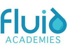 Fluid Sports Academies Logo by Matt Hodin
