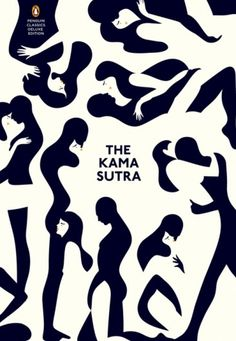 Typography | Tumblr #sutra #book #kama #cover #ilustration #penguin
