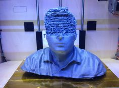 Owens Spaghetti Head #printing #3d