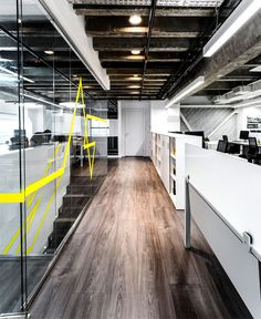 Contemporary Creative Office Space by IND Architects minimalistic office space