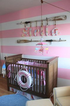 Cute Nursery Decorating Ideas #ideas #nursery #decorating