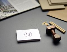 Architect Graphicwand Studio #stamp #business #architect #card #design #corporate #architecture #identity #logo #web