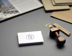 Architect Graphicwand Studio #stamp #business #architect #card #design #corporate #architecture #identity #logo #web