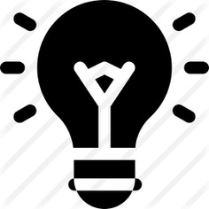 See more icon inspiration related to Tools and utensils, electronics, lighting, education, light bulb and bulb on Flaticon.