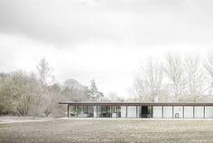 Reydon Grove Farm by Norm.Architects. © Jonas Bjerre-Poulse. #architecture