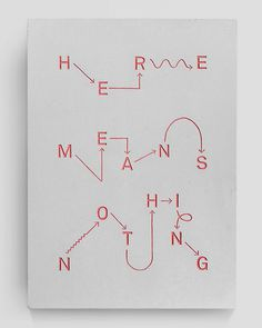 Typography Molecule