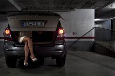 Juan Carlos Luengo #photography #car #legs