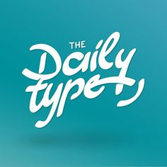 The daily type 🖊 - - - #typespire #lettering #calligraphy #handlettering #typetopia #artoftype #ligaturecollective #strengthinletters #le