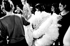 Candids - Fall 2011 RTW - Alexander McQueen - Collections - Vogue