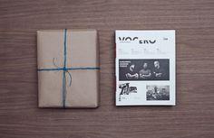 Vocero | Manifiesto Futura #modern #publication #layout #editorial #magazine #typography