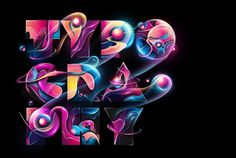 Rik Oostenbroek, Illustration art direction and design 2007-2012 #type #future #from #the