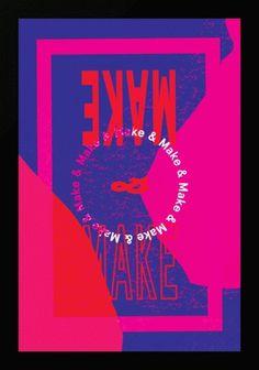 MAKE & MAKE #identity