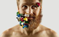 #beard #toy #man