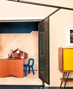 Family Apartment in Paris by UdA - #decor, #interior, #homedecor, #architecture, #home,
