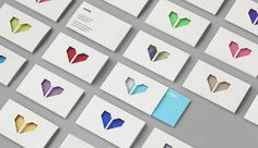 minke #cut #atipo #business #branding #packaging #card #laser #identity #envelope #logo #colour