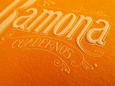 Typography(Designed and printed byRocio Cognoduring aletterpress class atCooper Union, viaesperanzapinatelli)