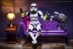 The Secret Lives of Star Wars Vilains by David Gilliver