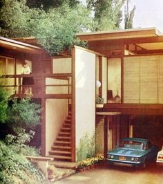 WANKEN - The Blog of Shelby White » The Architecture of Mid-Century Modern #wood #architecture #mid #century
