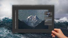 Photoshop ad. #photoshop #Adobe