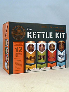 COPPER KETTLE KIT MIX PACK CANS