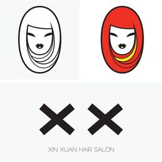 xinxuan.jpg (700×700) #hair #salon #advertising