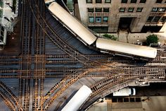 Urban Landscapes of Chicago by Angie McMonigal