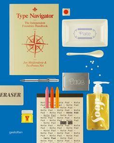 Type Navigator, The Independent Foundries Handbook