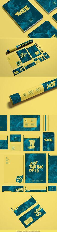 Twee #brand #identity