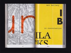 void() #yellow #book spread