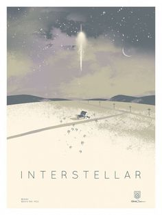 Interstellar Movie Poster #movie #interstellar #kevin #nolan #poster #dart #christopher