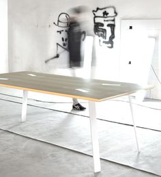 X TABLE #furniture #design #table