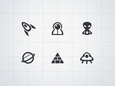Dribbble - ... by ididi #icons