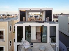 50 Oakwood House by Stanley Saitowitz-Natoma Architects 8