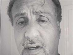 Sylvester Stallone on Snapchat