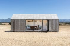 Compact Portable House by Abaton #cabin