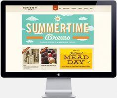 HomeBrew Den #layout #interactive