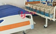 Tedavide Kullanılan Hasta Yatakları