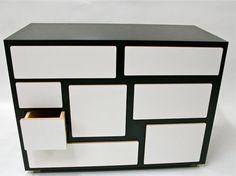 Piecing Together Furniture Like Building Blocks: Sam Scott #furniture