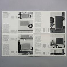 Braun Lautsprechereinheiten Wolfgang Schmittel ca 1960 via www.dasprogramm.org