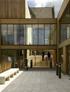 Dezeen » Blog Archive » West Buckland School by Rundell Associates #architecture
